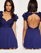 moja studniówkowa sukienka ASOS