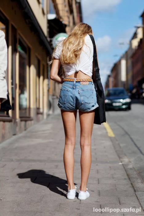 Vintage letni outfit