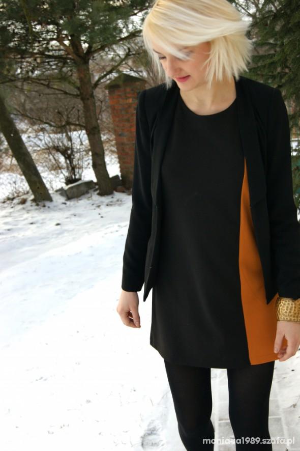 Mój styl New Zara Dress