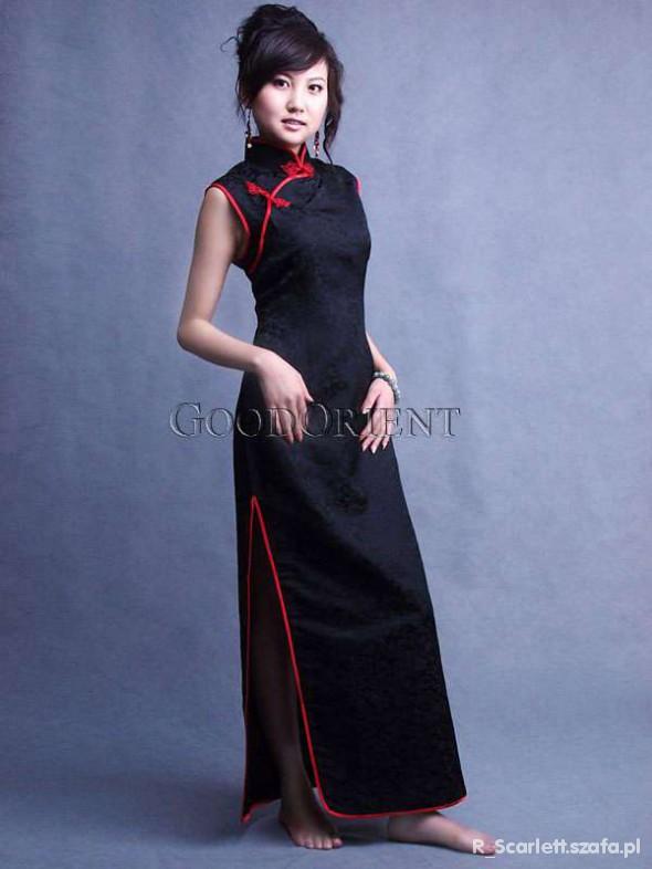 Ubrania Sukienka cheongsam