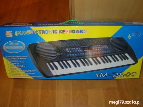Zabawki keyboard