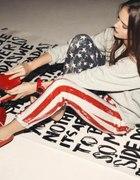NEW YORKER spodnie flaga hit czy kit