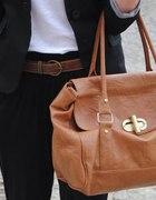karmelowa torba xxl...