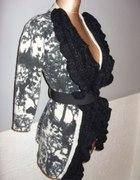 Christian Dior sweterek las...