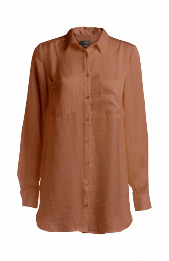 koszula karmelowa camel kappahl...
