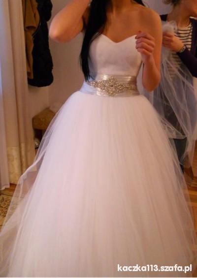 Na specjalne okazje Moja suknia ślubna świeżo zamówiona