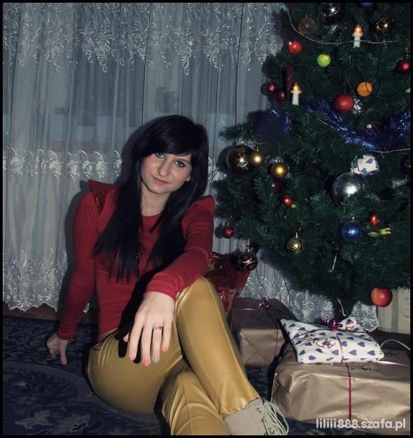 Eleganckie świątecznieee