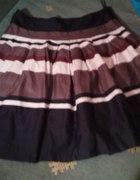 szeroka spódnica H&M