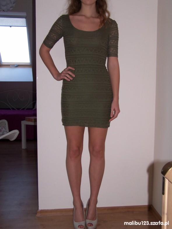3e099f5266 HM koronkowa sukienka jak Ania Mucha sylwester w Suknie i sukienki ...