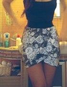 spódniczka H&M floral
