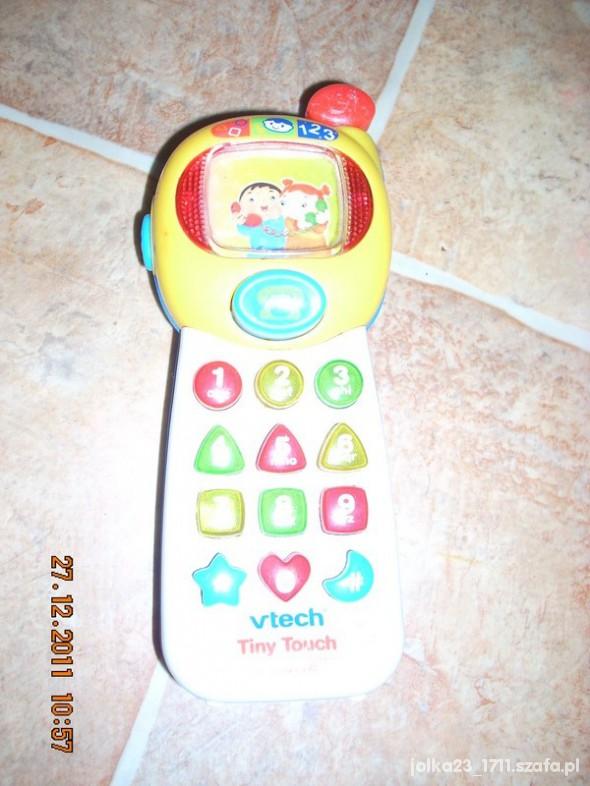 Zabawki telefon interaktywny v tech