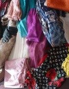 moja kolekcja szalików kominow...