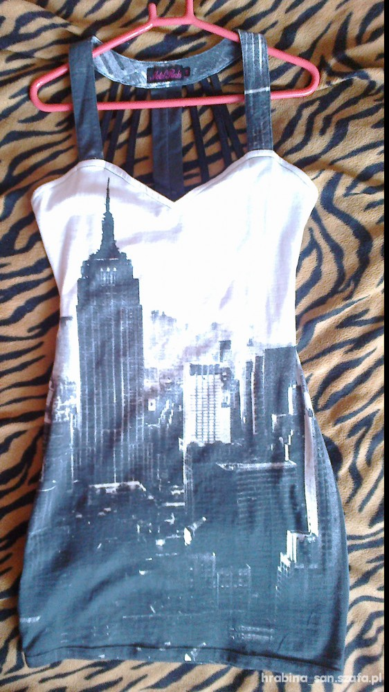 moja miastowa sukienka