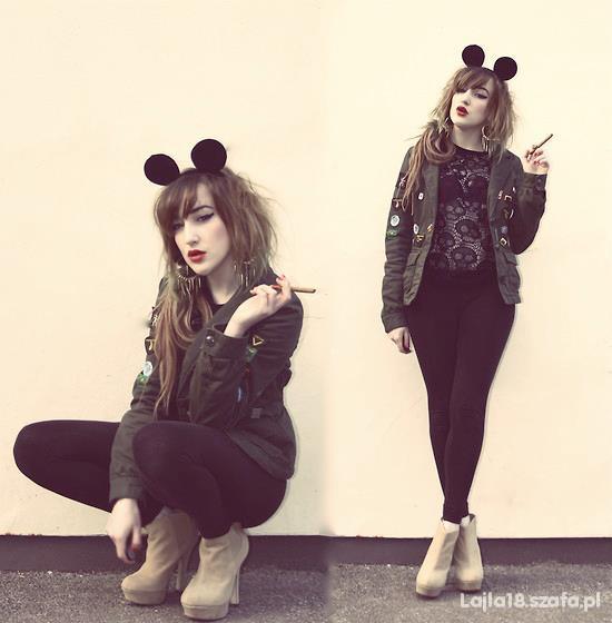 Wasze inspiracje Bad Mickey Mouse
