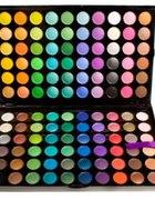 Beauties Factory Paleta 120 Cieni do Powiek #2