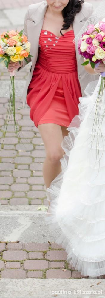 Wieczorowe Stylizacja weselna 1