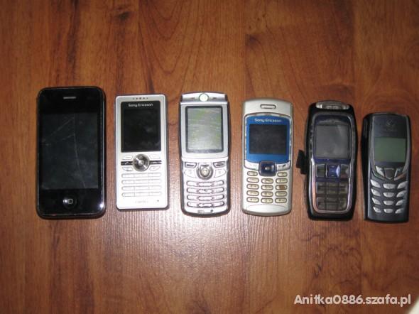 Pozostałe telefony