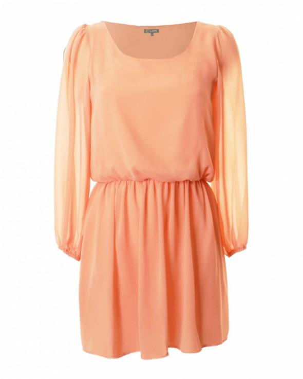 Ubrania Piękna delikatna sukienka L