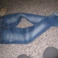 Jeansy z kokardzkami House