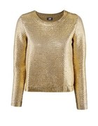 SWETER H&M GOLD