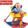 FISHER PRICE skoczek TAKE ALONG HOP N POP
