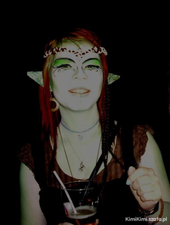 Na specjalne okazje elfowo fantazyjnie