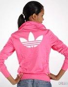 Adidas firebird XS pink