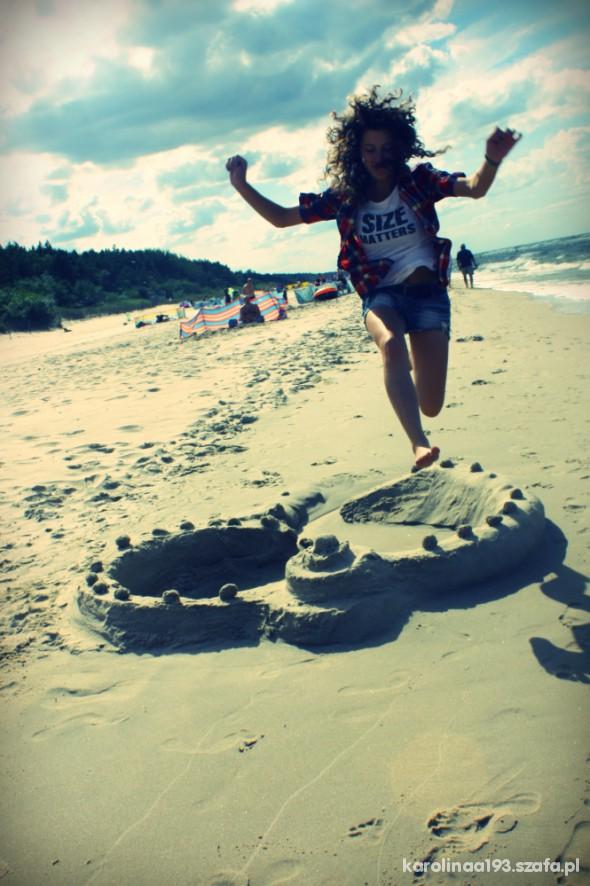 Mój styl lato i morze