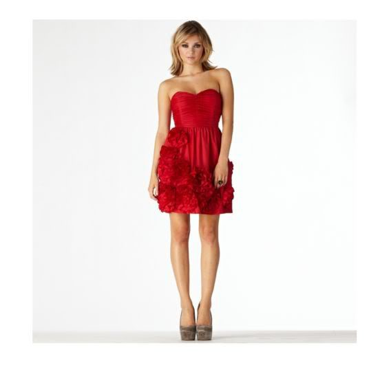 Sukienka River Island czerwona...