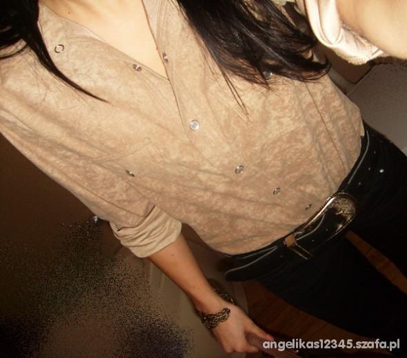 Mój styl koszula karmelowa 03 02