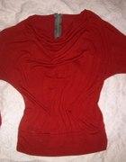 Sweterkowy Nowy ZIP nietoperz 42 44 Japan Style