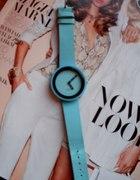 jelly zegarek błękitny