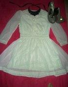 piękna zwiewna sukienka HM