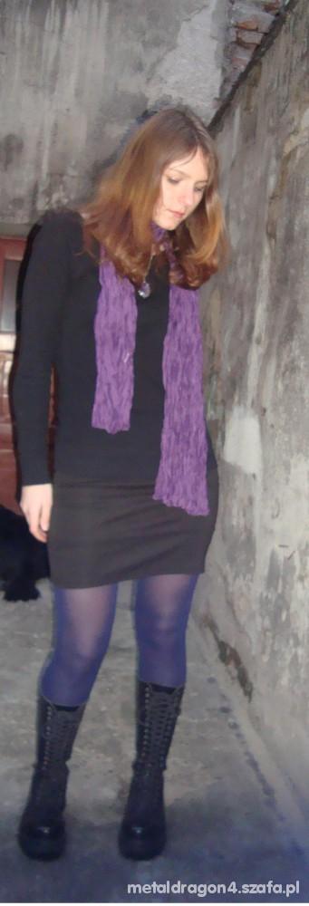 Mój styl Czarna elegancja
