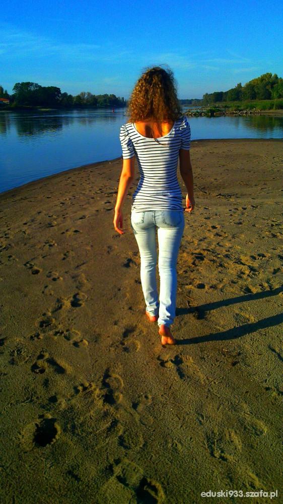 Plaża nad Odrą Czekam na lato