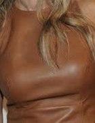Skórkowa bluzka