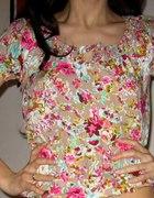 Kolorowa bluzka Tally Weijl