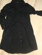 Czarna koszula H&M