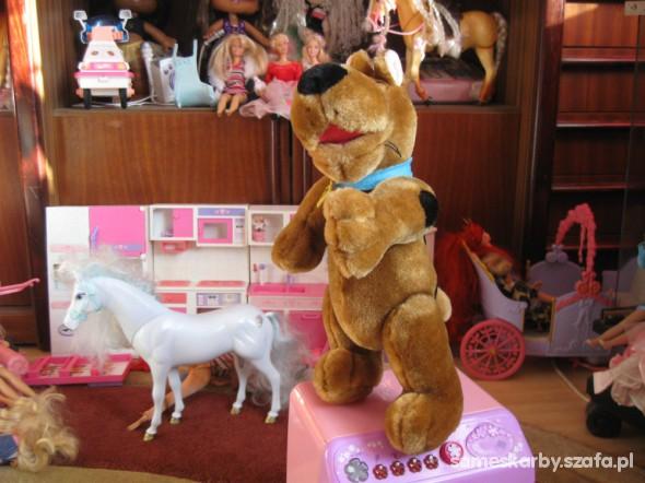 Zabawki INTERAKTYWNY SCOOBY DOO