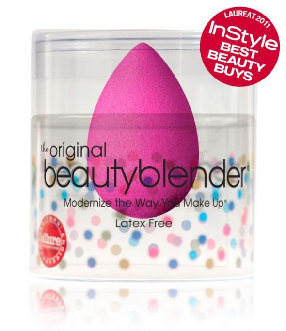 Akcesoria beautyblender rozowy nowy