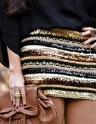 gold and brown...