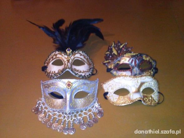 Pozostałe Maski