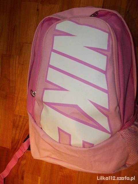 bea6ce91f5 Plecak Nike różowy w Plecaki - Szafa.pl