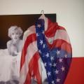 szal apaszka flaga HIT nowa
