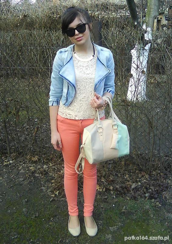 Mój styl PasteLOVE wiosennie