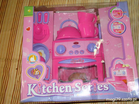 Zabawki piekarnik