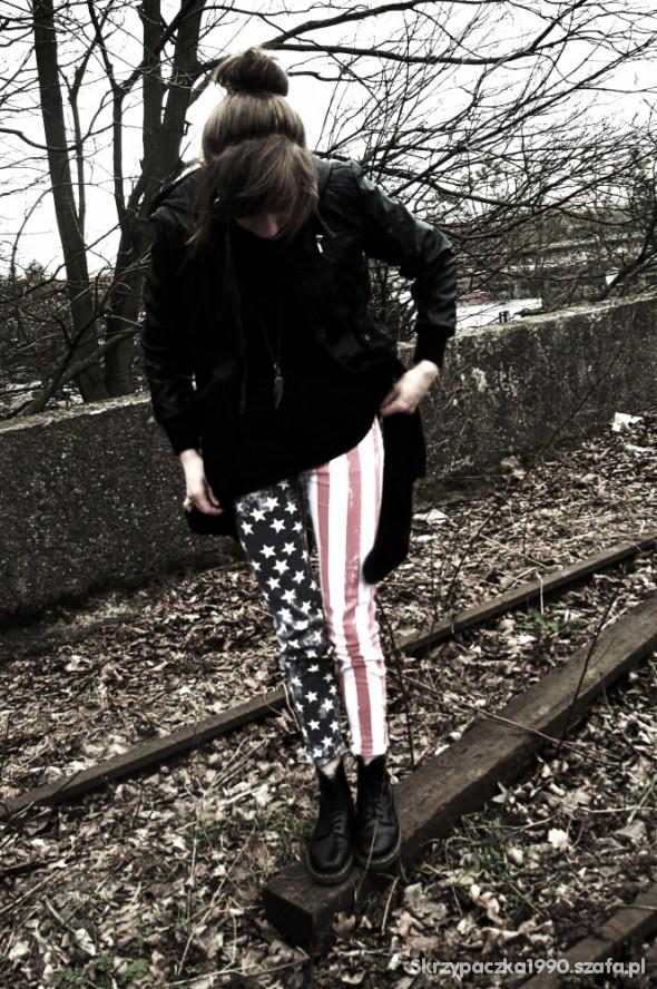 Mój styl USA