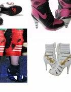 Nike dunk hills jordan szpilki adidasy
