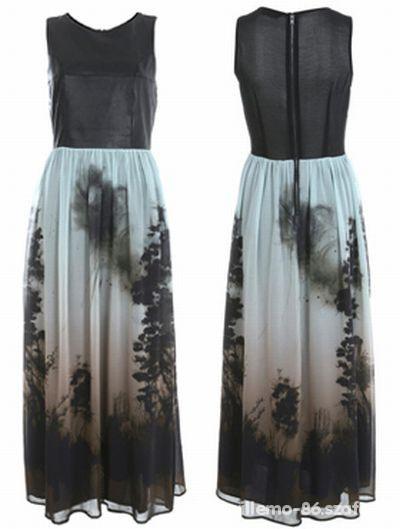 Miss Selfridge forest