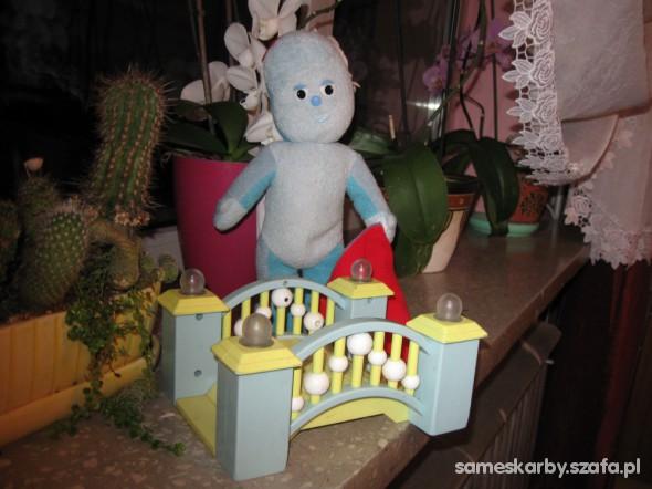 Zabawki DZWIEKOWY MOST INTERAKTYWNY IGGLE PIGGLE